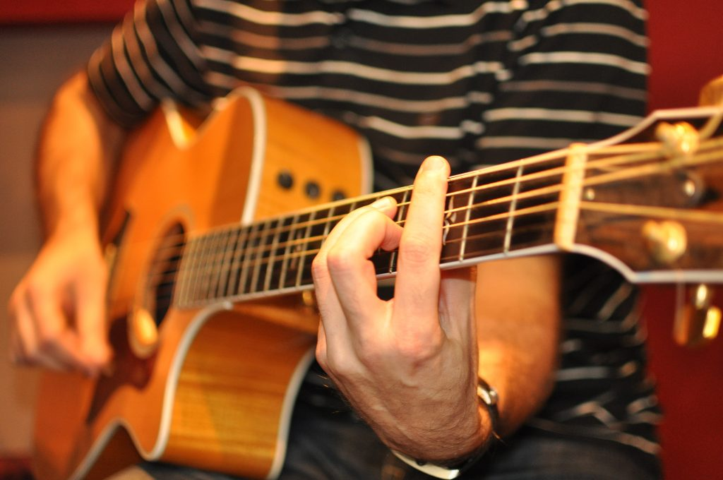 ways to play G major barre chord